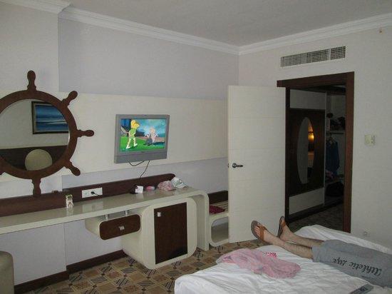 Queen Elizabeth Elite Suite Hotel & Spa: номер
