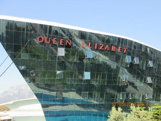 Queen Elizabeth Elite Suite Hotel & Spa: отель