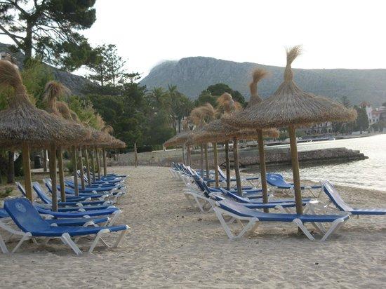 Hoposa Bahia Hotel: View having breakfast