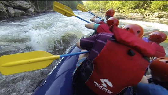 Big Creek Expeditions : Double Reaction