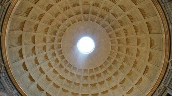 Panthéon Voûte