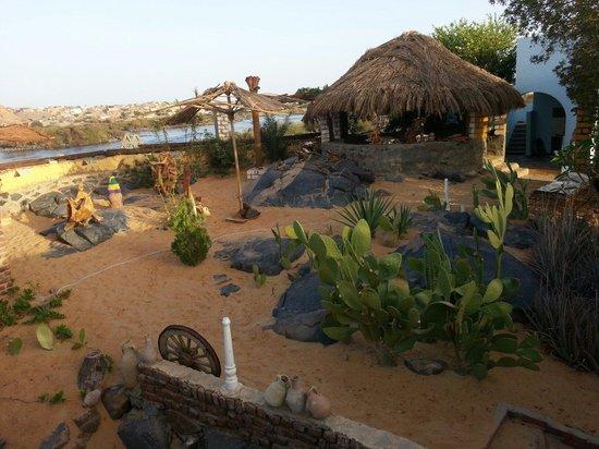 Nubian Village : Best garden ive ever seen
