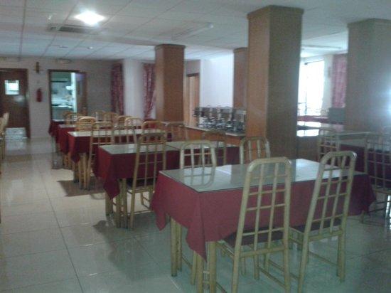 Euroclub Hotel: Stołówka