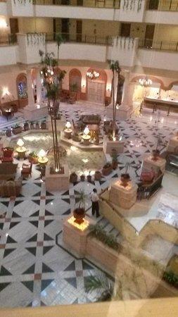 Fiesta Americana Merida : Vista del Lobby