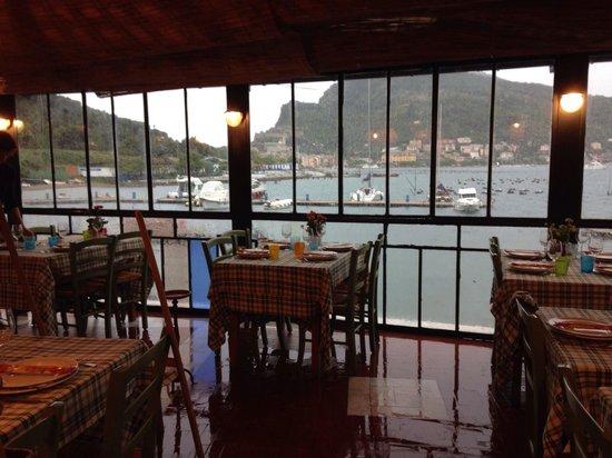 Locanda  lorena: Ristorante con vista su Portovenere