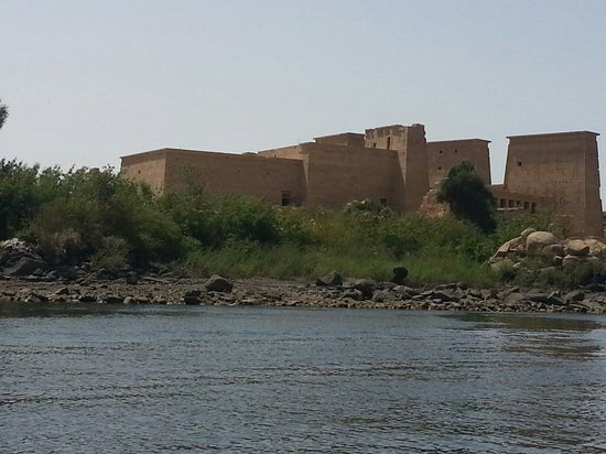 Temple of Philae: Stunning temple