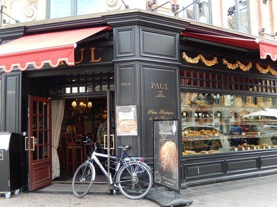 boulangerie paul lille - negozio