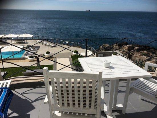 Farol Hotel: Balcony view