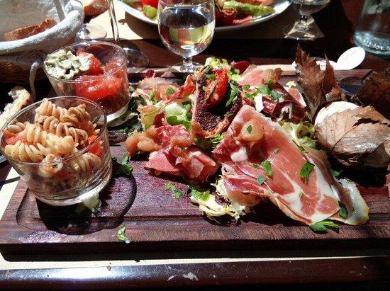 Aigo Blanco: Salade banon