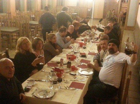 Residenza Lorica : Great wine in restauraunt