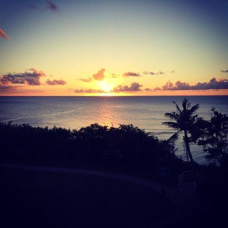 Sheraton Laguna Guam Resort: Sunset