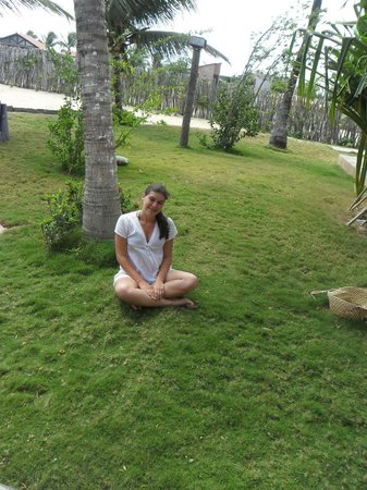 Pousada da Renata: Jardins