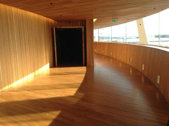 The Norwegian National Opera & Ballet: Interior