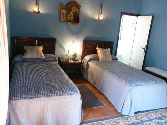 Hacienda El Santiscal: La chambre