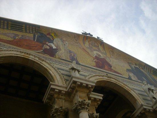 Garden of Gethsemane: All Nation Church