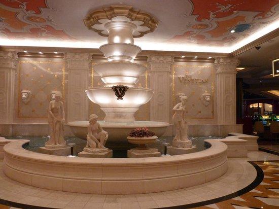 The Venetian Las Vegas: Hôtel