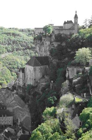 Belambra Clubs - Les Portes de Dordogne: visite a rocamadour
