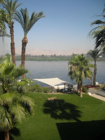 Hilton Luxor Resort & Spa : vue