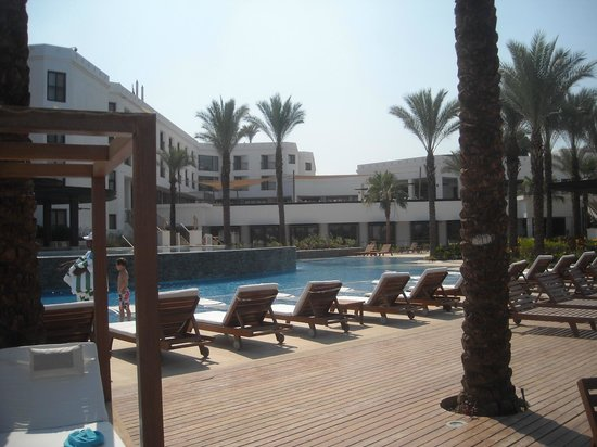 Hilton Luxor Resort & Spa: piscine