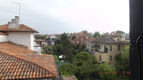 Hotel La Meridiana: View from 18
