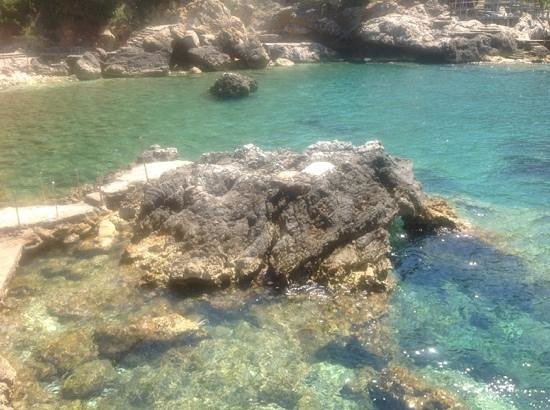 Cala Piccola, إيطاليا: caletta