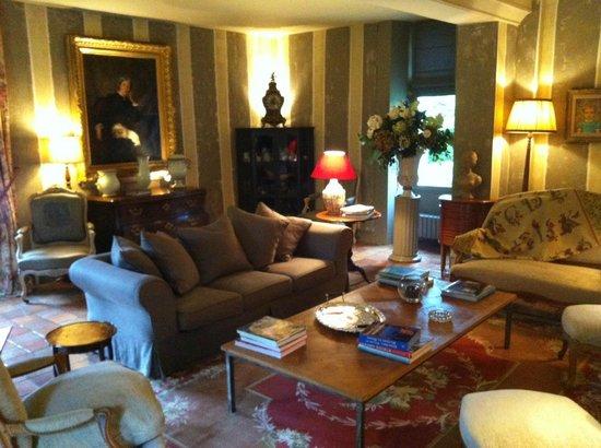 La Louvière : Living room