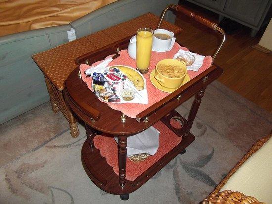 Sunflower B&B Hotel: Breakfast 2