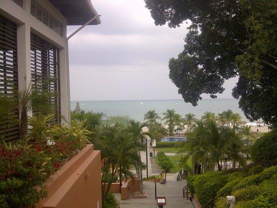 Royal Decameron Golf, Beach Resort & Villas : Vue du Lobby 1