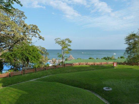 Royal Decameron Golf, Beach Resort & Villas : Vue de la chambre Bat41 - Lobby 2