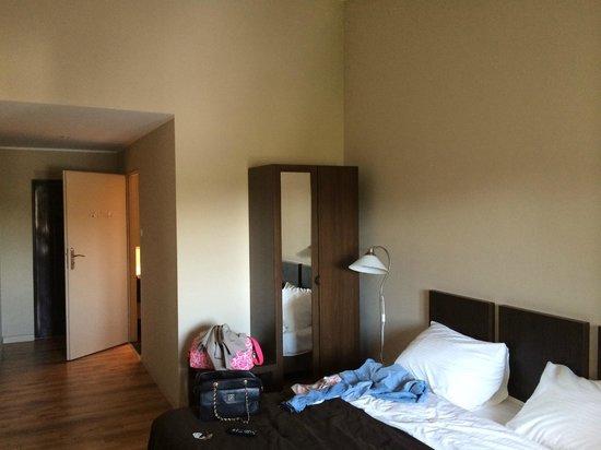 Apartamenty Okecie: room