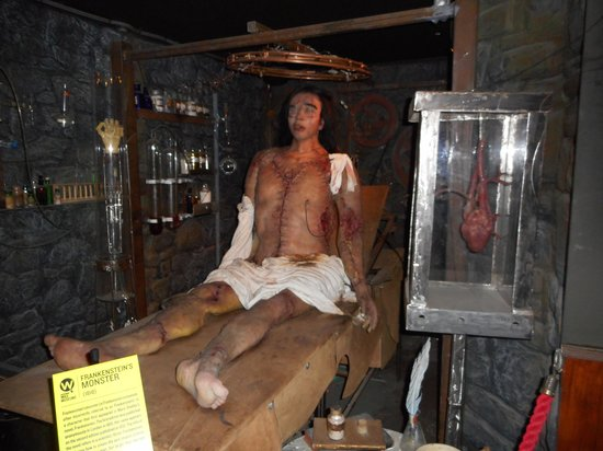 The National Wax Museum Plus: Horror Room