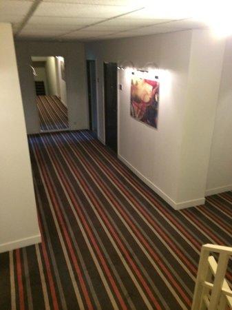Apartamenty Okecie: hall