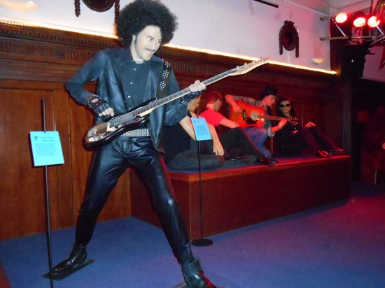 The National Wax Museum Plus : Phil Lynott from Thin Lizzy
