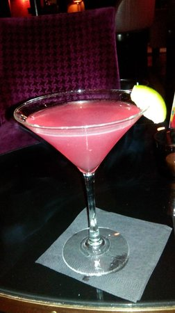 The College Hotel: cocktail