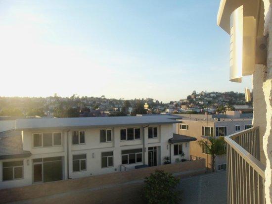 Best Western Yacht Harbor Hotel: vista