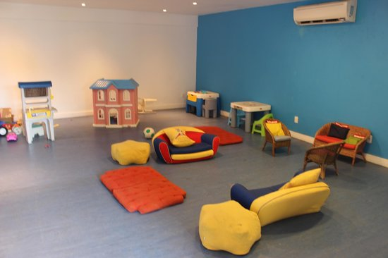Villa Rasa: kids space