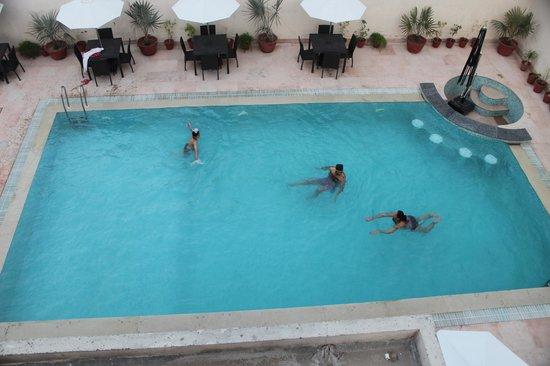 The Retreat: Definitely a retreat