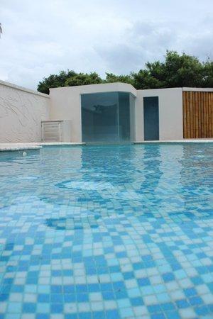 Villa Rasa: 2nd pool with sauna