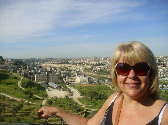 Mont des Oliviers : Mount of Olives