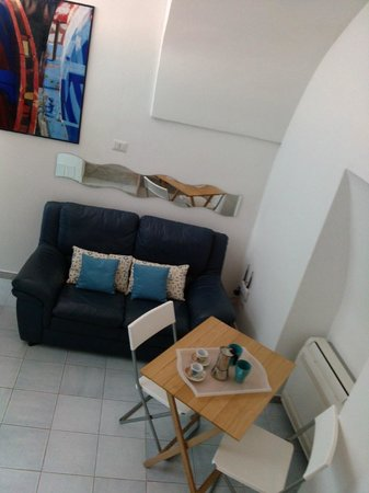 Dreaming  Guest House: Topazio living