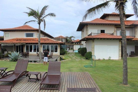 Villa Rasa: hotel