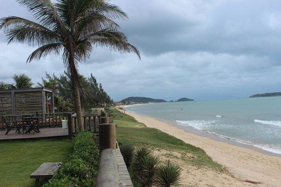 Villa Rasa: Beach view