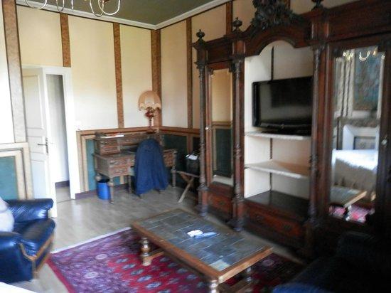 Chateaux du Val - Domaine du Val : Chambre