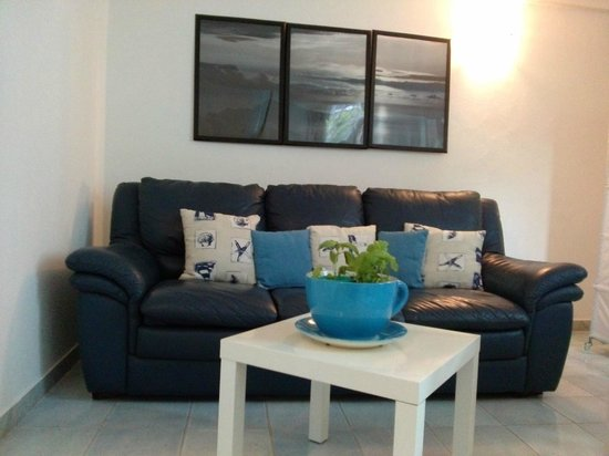 Dreaming  Guest House: Double Bedsofa Acquamarina