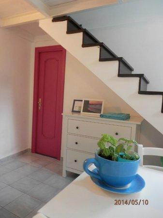 Dreaming  Guest House: living Aquamarina
