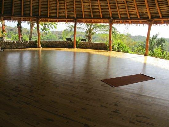 Costa Rica Yoga Spa: Yoga Pavilion