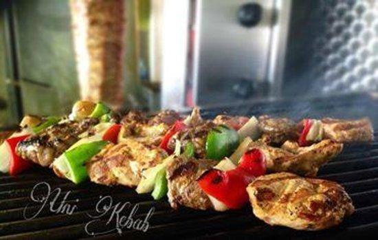 Uni Kebab: Mouth Watering Chef Kebab !