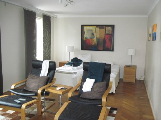 Hotell Ahlstrom: Room