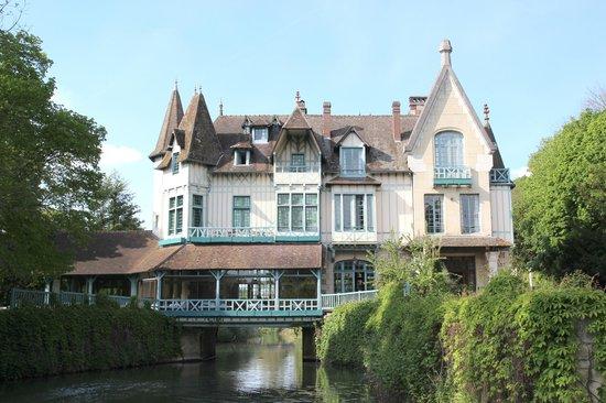 Moulin de Connelles: Hotel