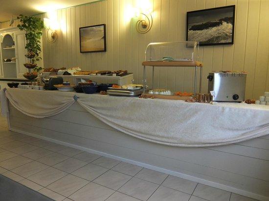 Hotel La Désirade - Relais du Silence : Buffet petit-déjeuner